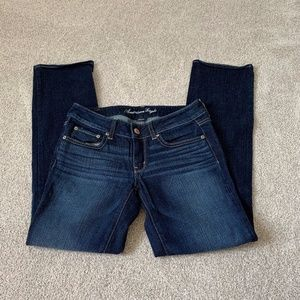 American Eagle Straight Size 6